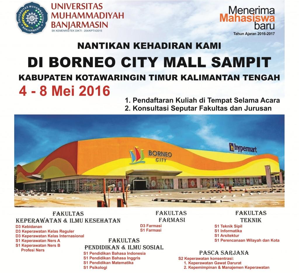 borneo mall